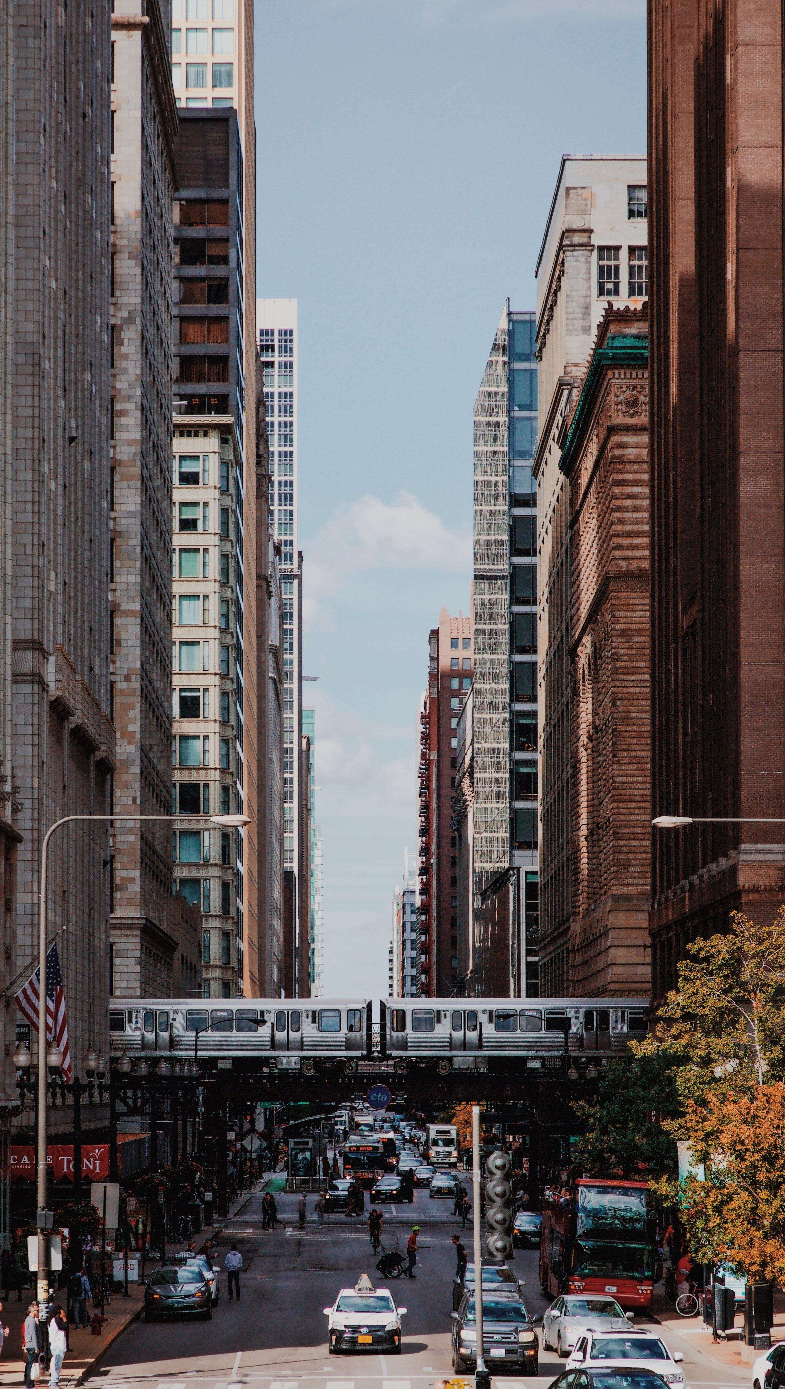 chicago cta train