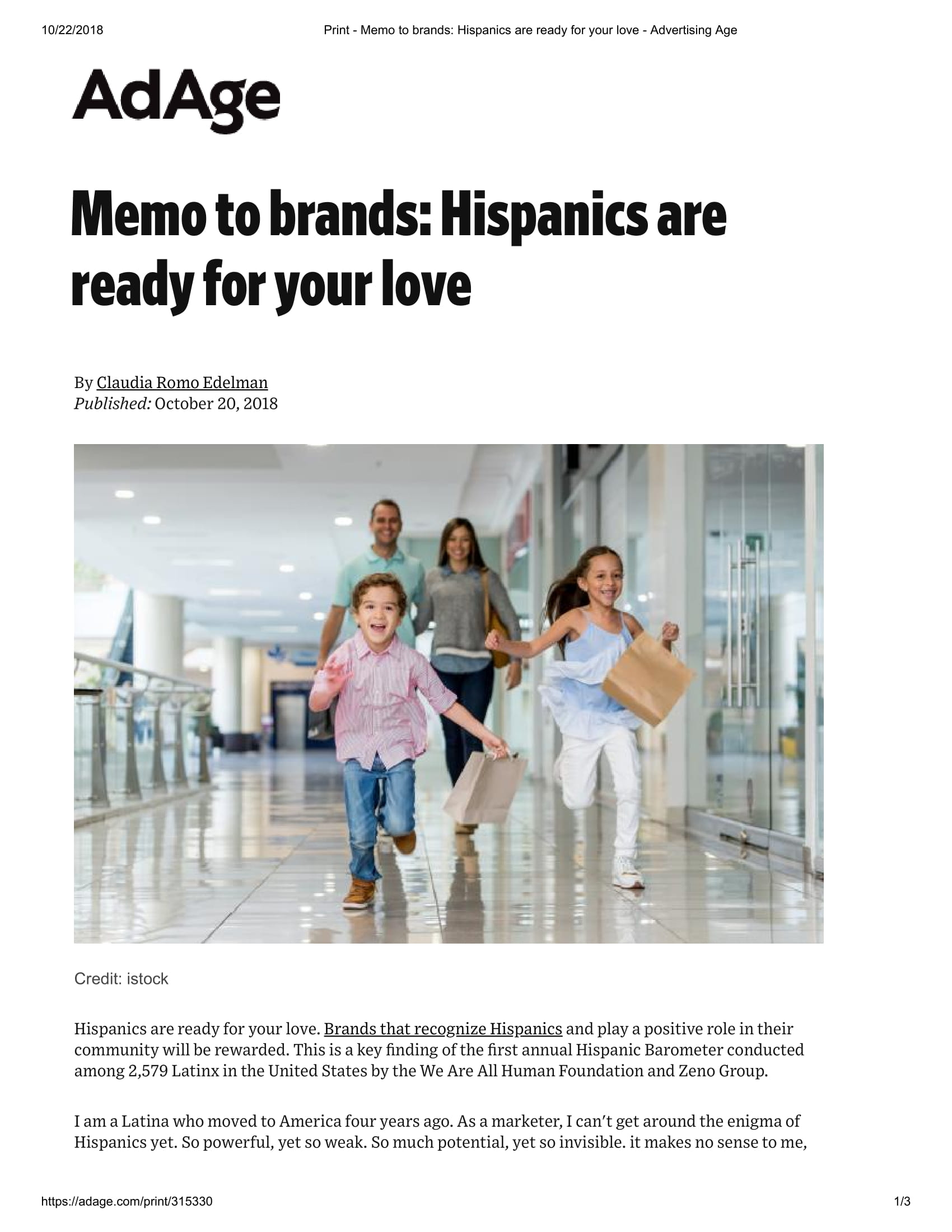 Print - Memo to brands_ Hispanics are ready for your love - Advertising Age-1.jpg