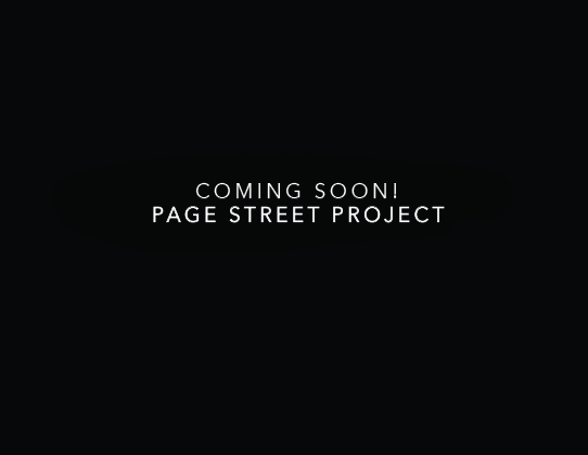 COMING SOON! PORTRERO HILL PROJECT