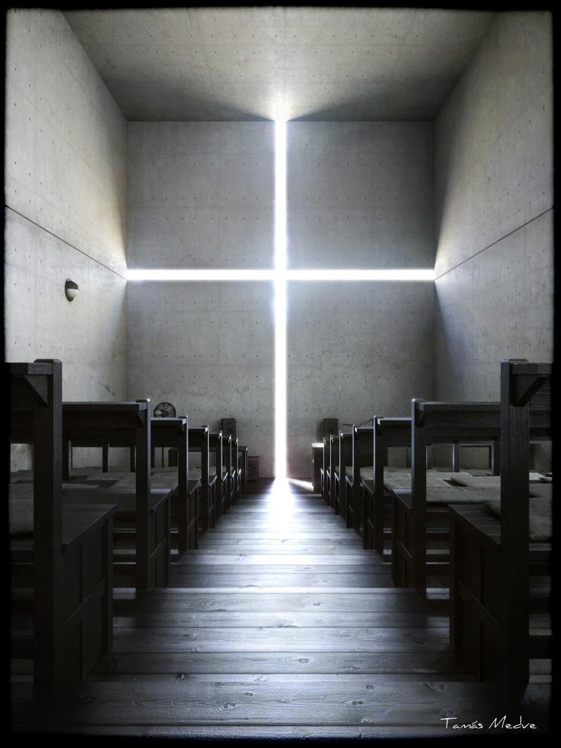 The Church of Light - foto Thomas Medve