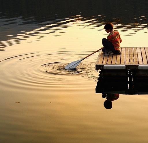 I momenti di riflessionie e crescita. —- Foto di N. De Pisapia