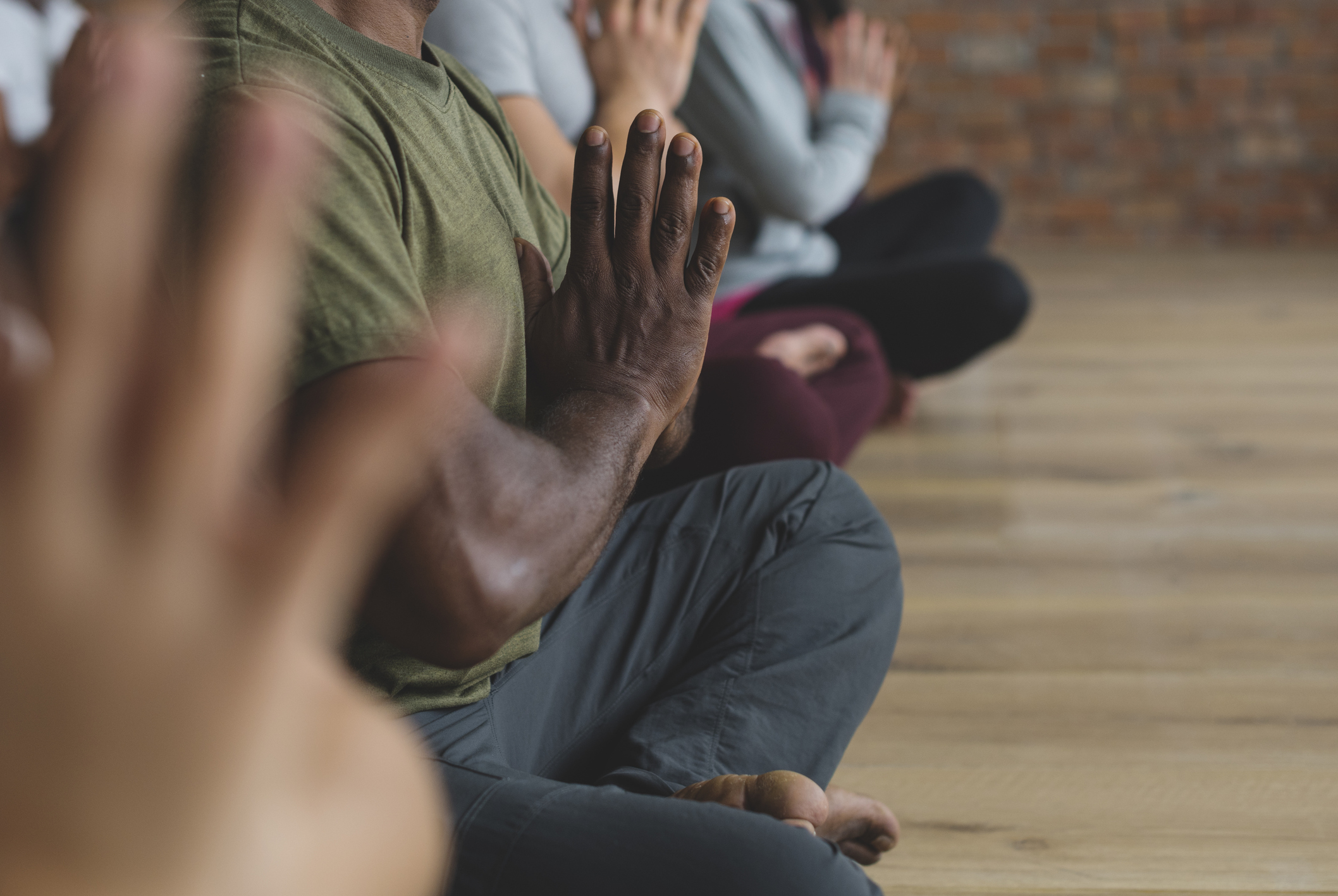 Yoga: - United Within and With All That Is