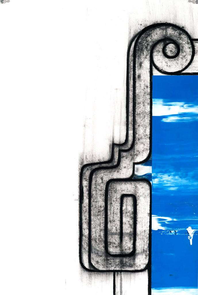 Campo Santo Lighter Blue, Pisa, 2011