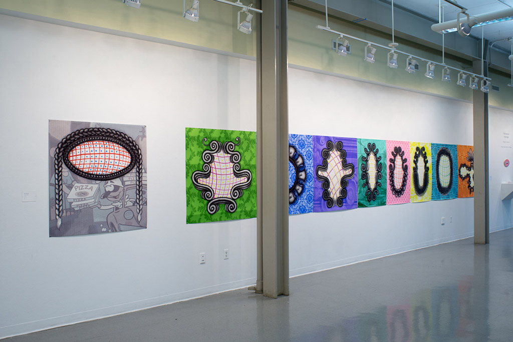 Festina Lente Installation, 2012