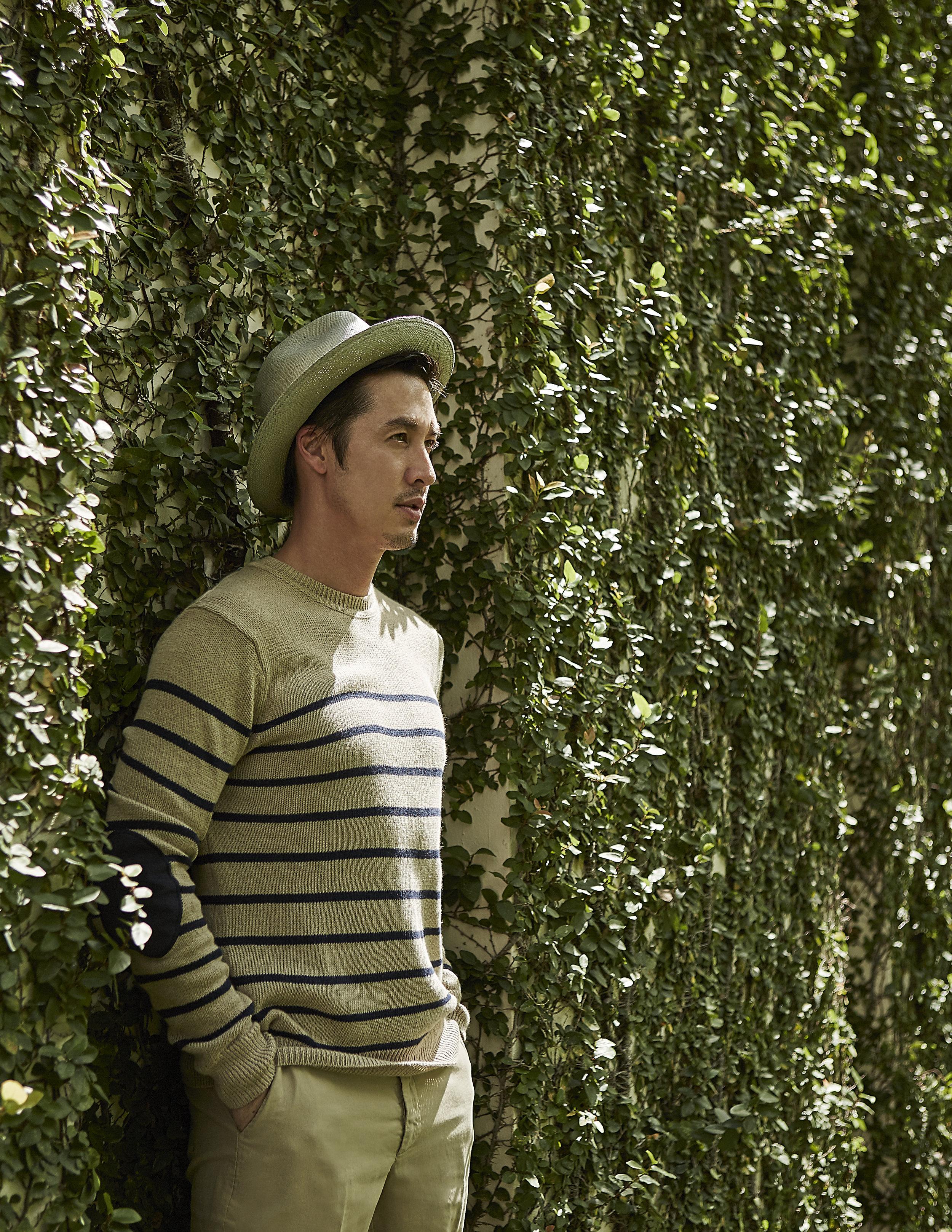clothes : Hackett London / hat : Famosa_Andina
