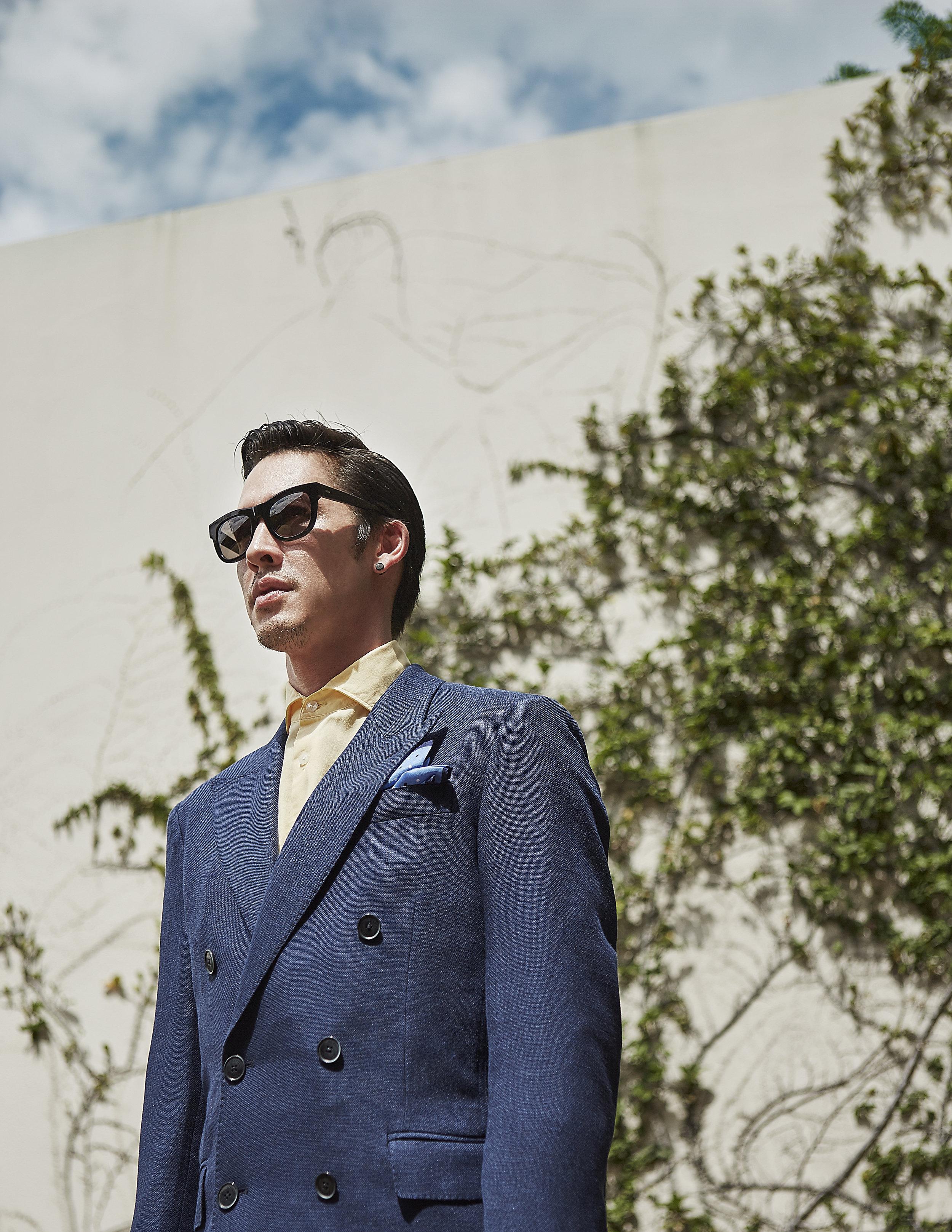 clothes : Hackett London