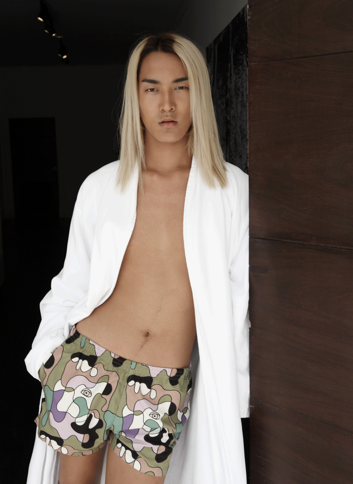 Third in TIMO trunks