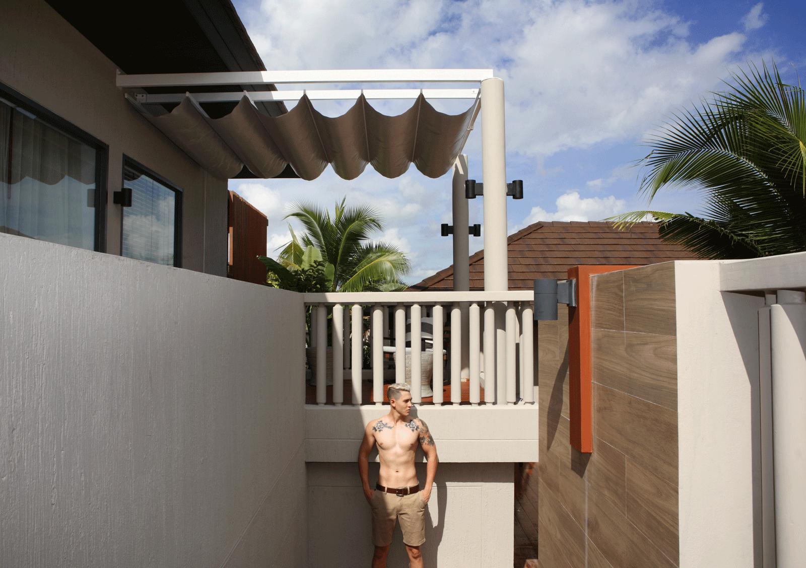 shorts : QUIKSILVER