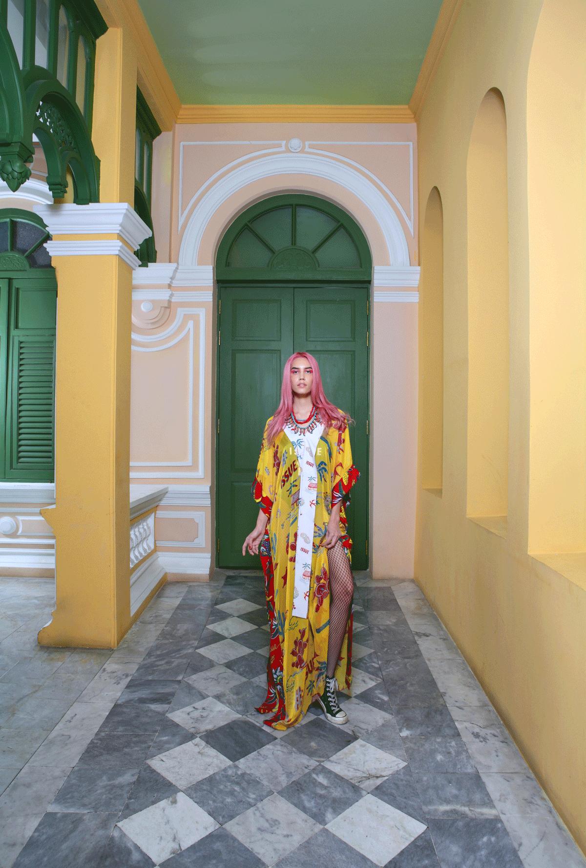 Kassandra Brain @kassybrain in ISSUE / accessories : 77th