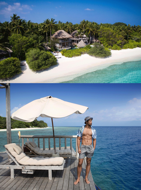 Soneva Fushi, Maldives  Photo : Tu Virapoj Asavajarn  Model : Takuya Nakamura @model_taku from @redmodeling  Clothes : Quiksilver @QuiksilverThailand  Watches : SWATCH  Eyewears : TAVAT #tavateyewear  Location : Soneva Fushi  Kunfunadhoo Island, Baa Atoll, Republic of Maldives  T:+960 660 0304  http://www.soneva.com/soneva-fushi   Many Thanks : Khun Piyahatai Autchayawat / The MarCom Pro Co.,Ltd.  Special Thanks : BANGKOK AIRWAYS , Call Center at 1771,  www.bangkokair.com