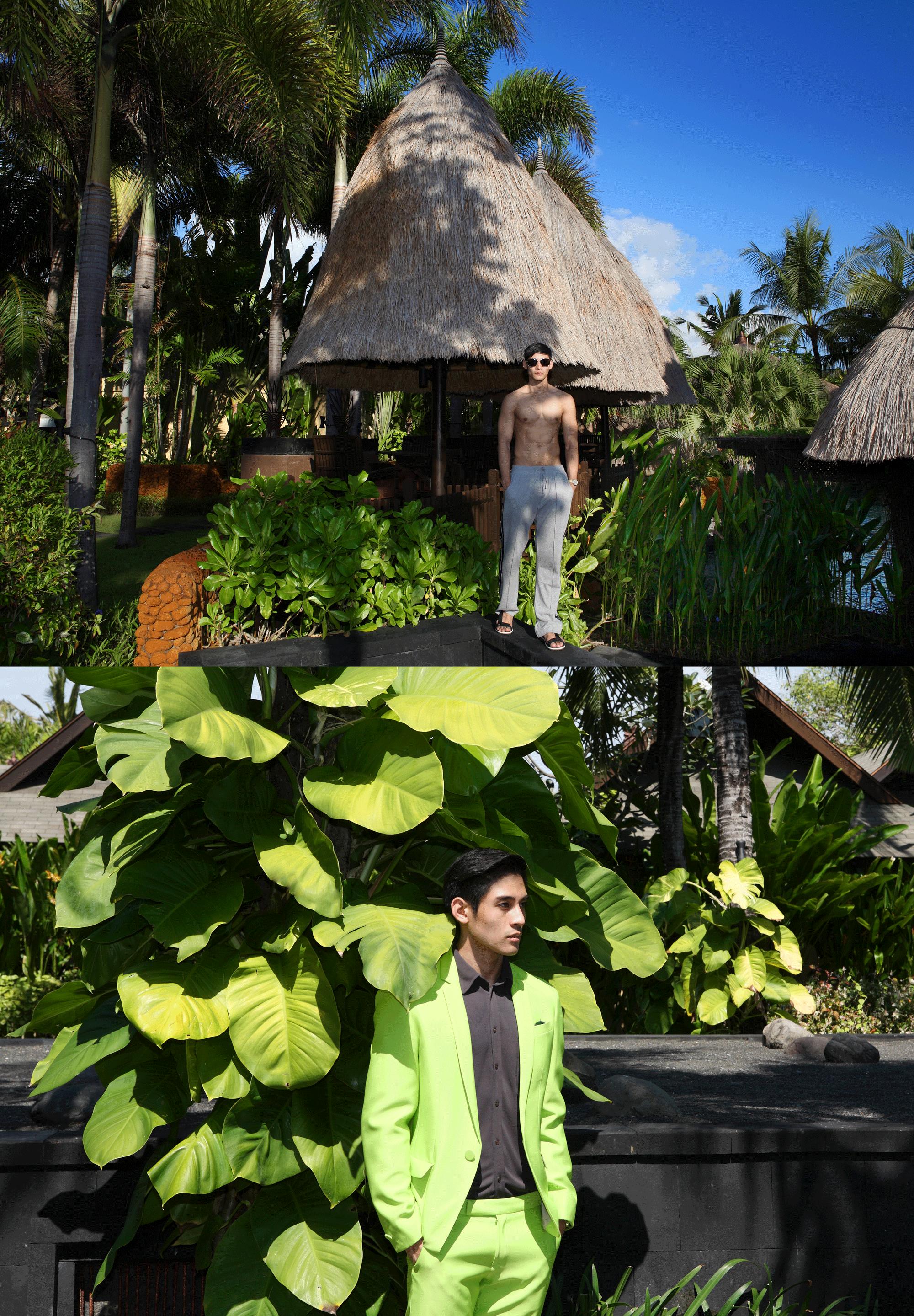 The St. Regis Bali Resort  Photo : Virapoj Tu Asavajarn  Model : Nuttapon Chonvibool @nc_cholvibool  Clothes : SARIT @sarit_ig  ISSUE @issuethailand  Watches : CALVIN KLEIN  Location : The St. Regis Bali Resort  Kawasan Pariwisata Nusa Dua Lot S6, Bali 80363, Indonesia  Tel +62-361-8478-111   www.stregisbali.com   Special Thanks : Khun Rosalyn Sayswang