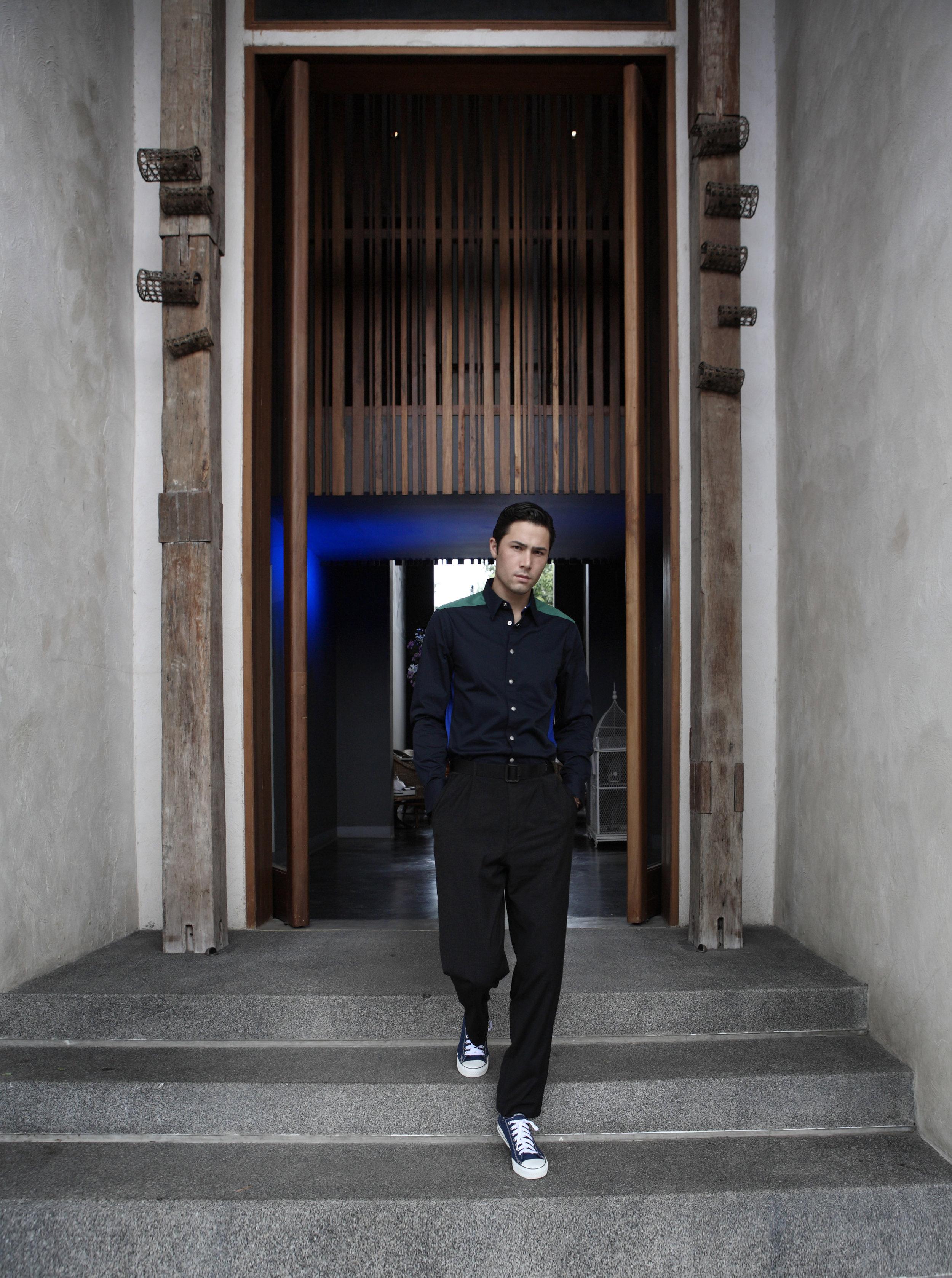 clothes : CK Calvin Klein