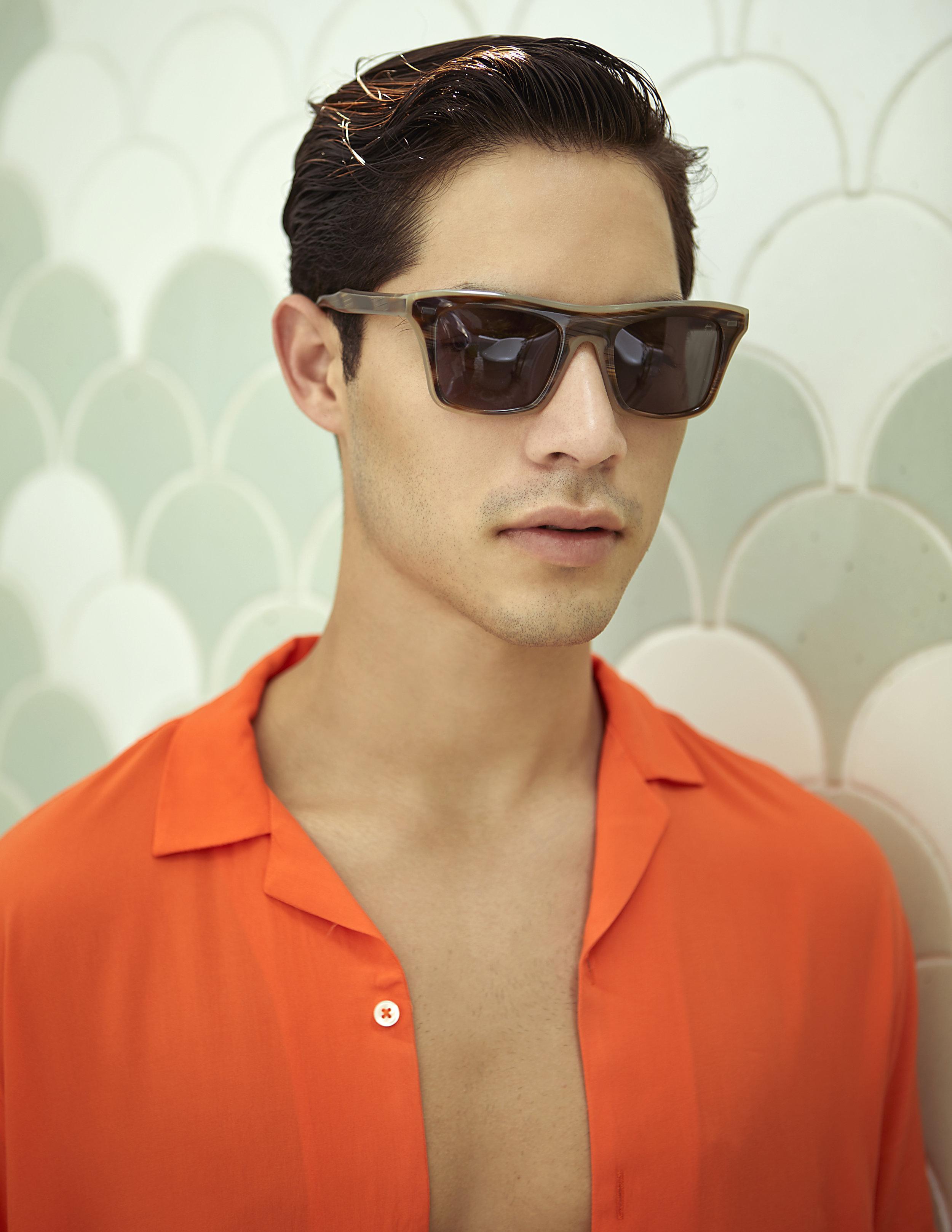 sunglasses : Blake Kuwahara