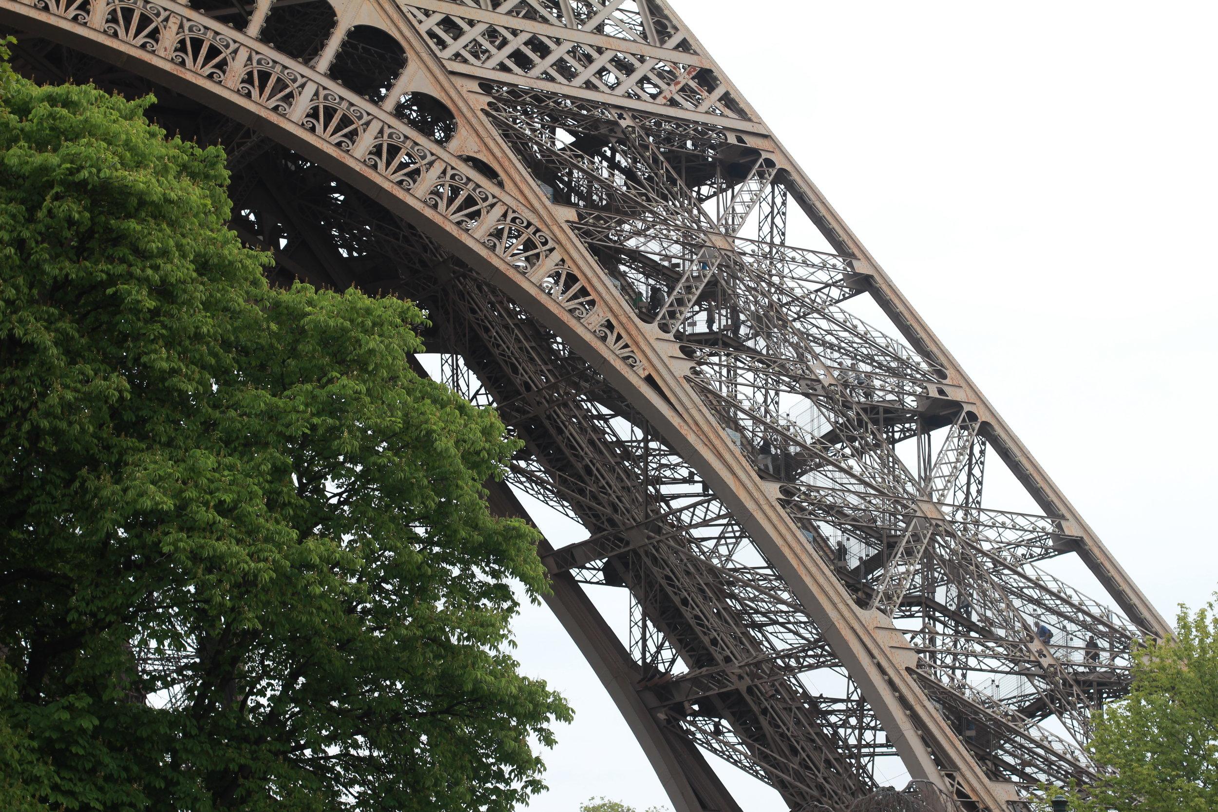 eiffel tower, paris   seekthewelfare