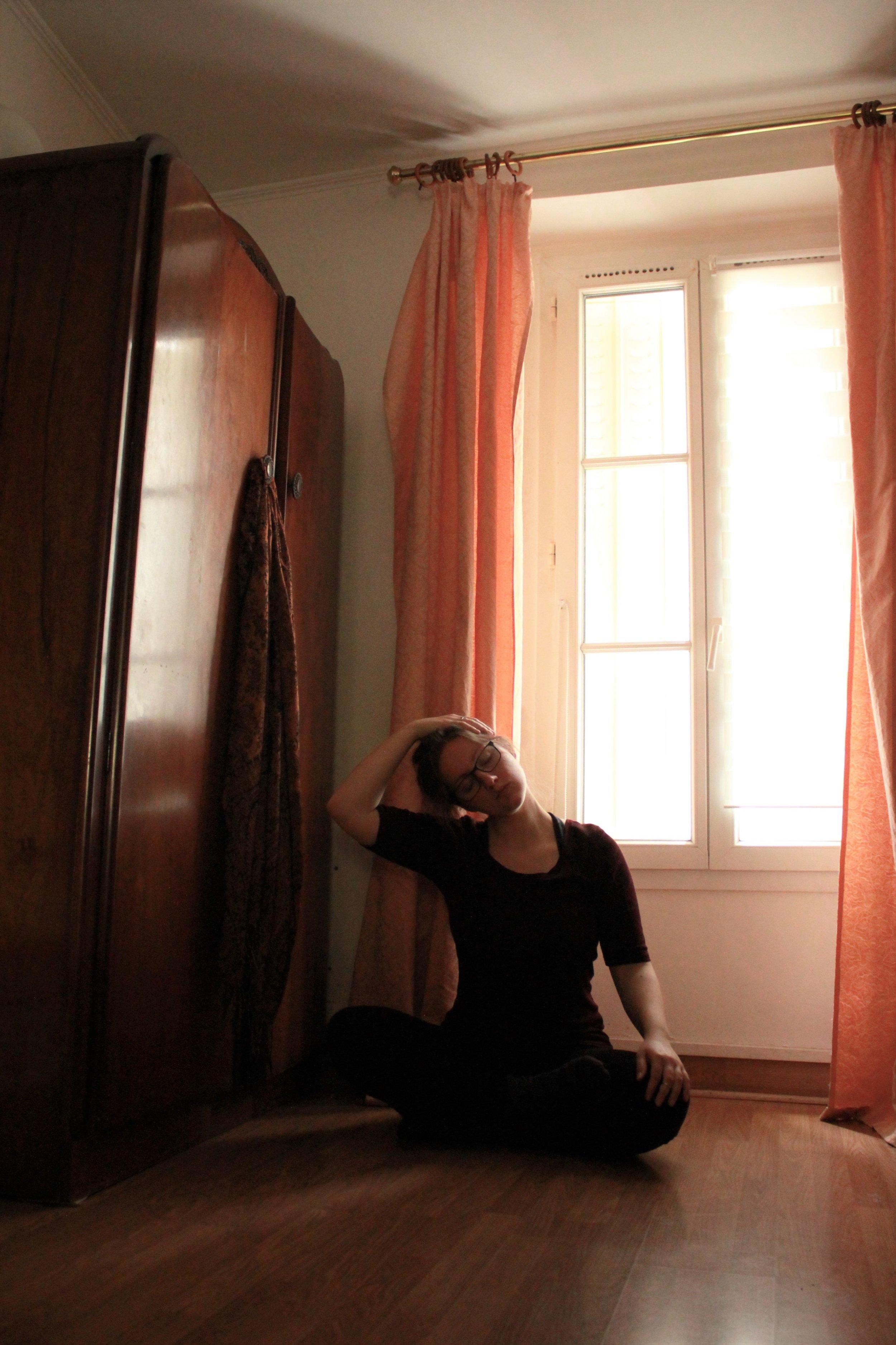 yoga for travelers | seekthewelfare