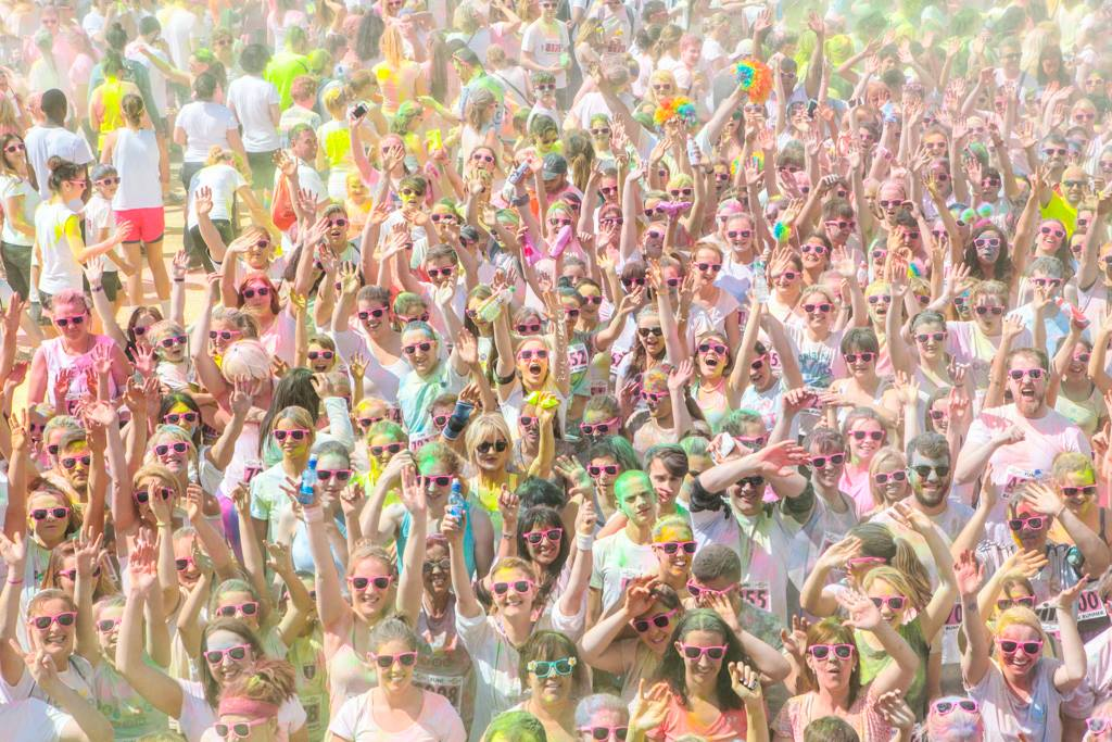 Rainbow Run - Dublin