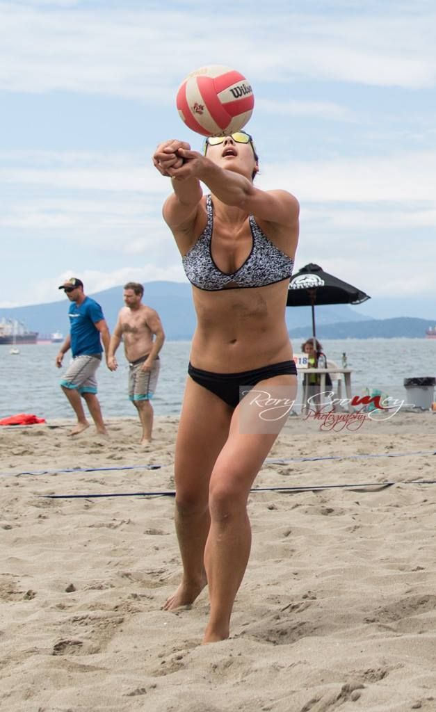 Vancouver Pro Beach Volleyball Tournament