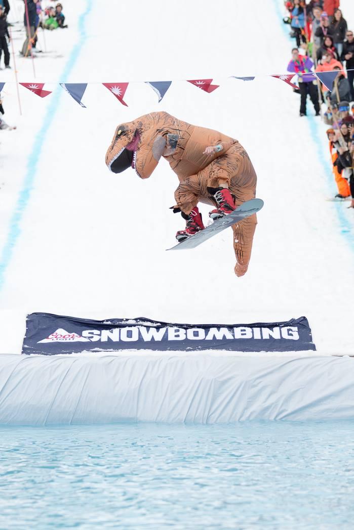 Snowbombing Festival, Sunpeaks