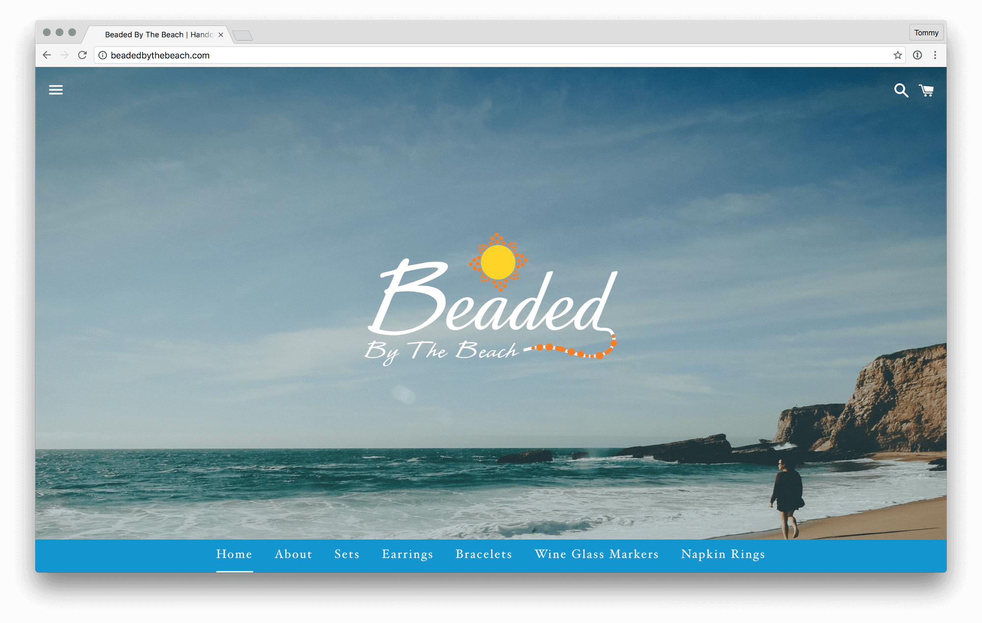 Beaded By The Beach Webstore