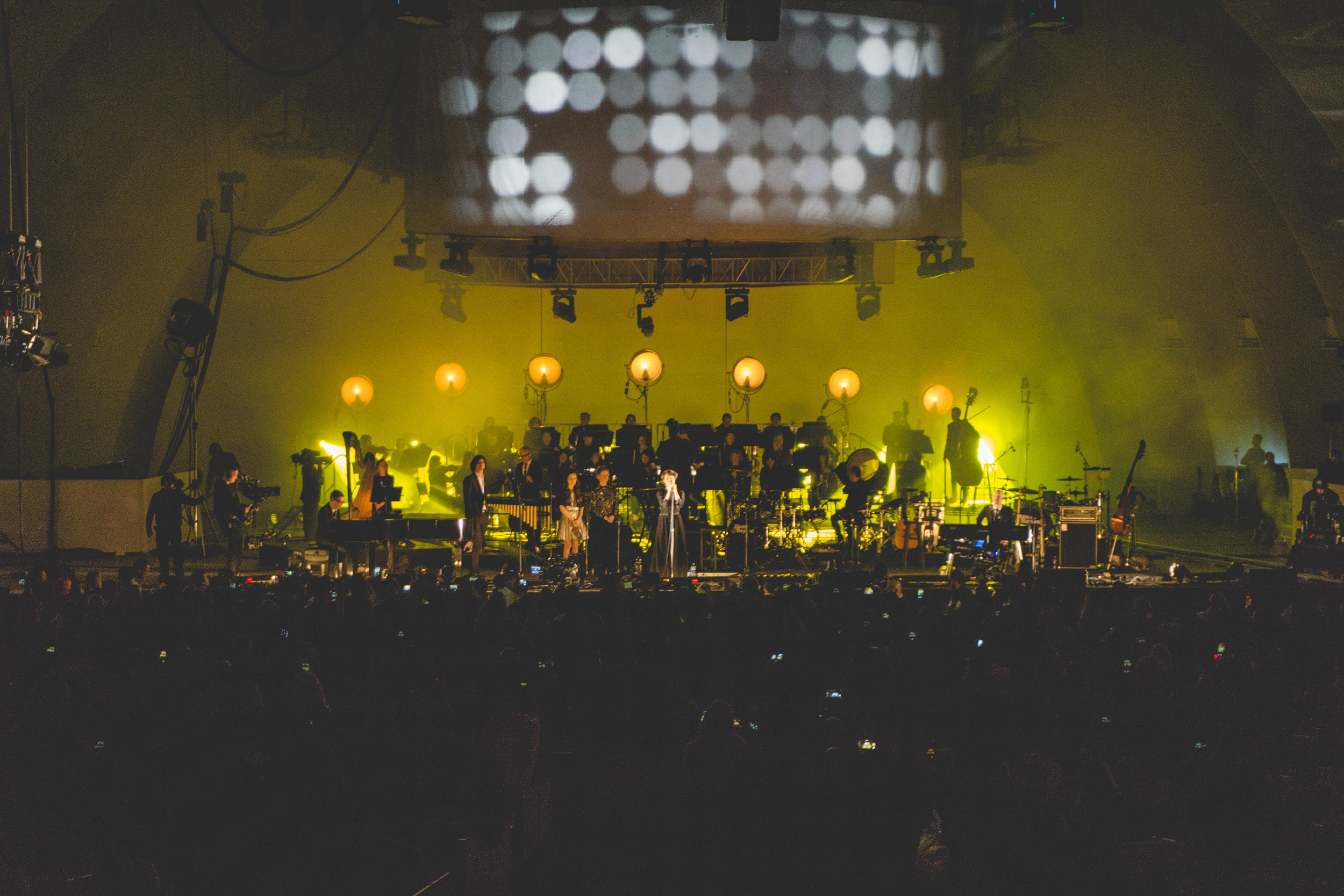 Hollywood Bowl Above and Beyond