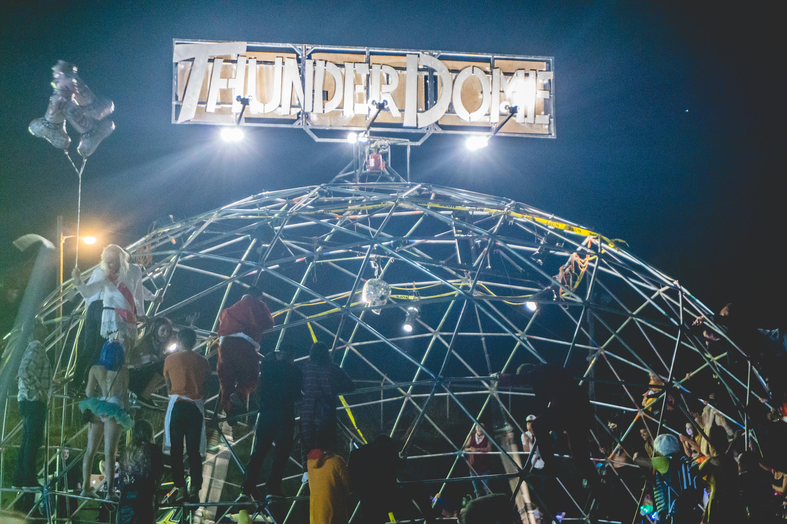 Thunderdome by Death Guild: Taken straight out of Mad Max