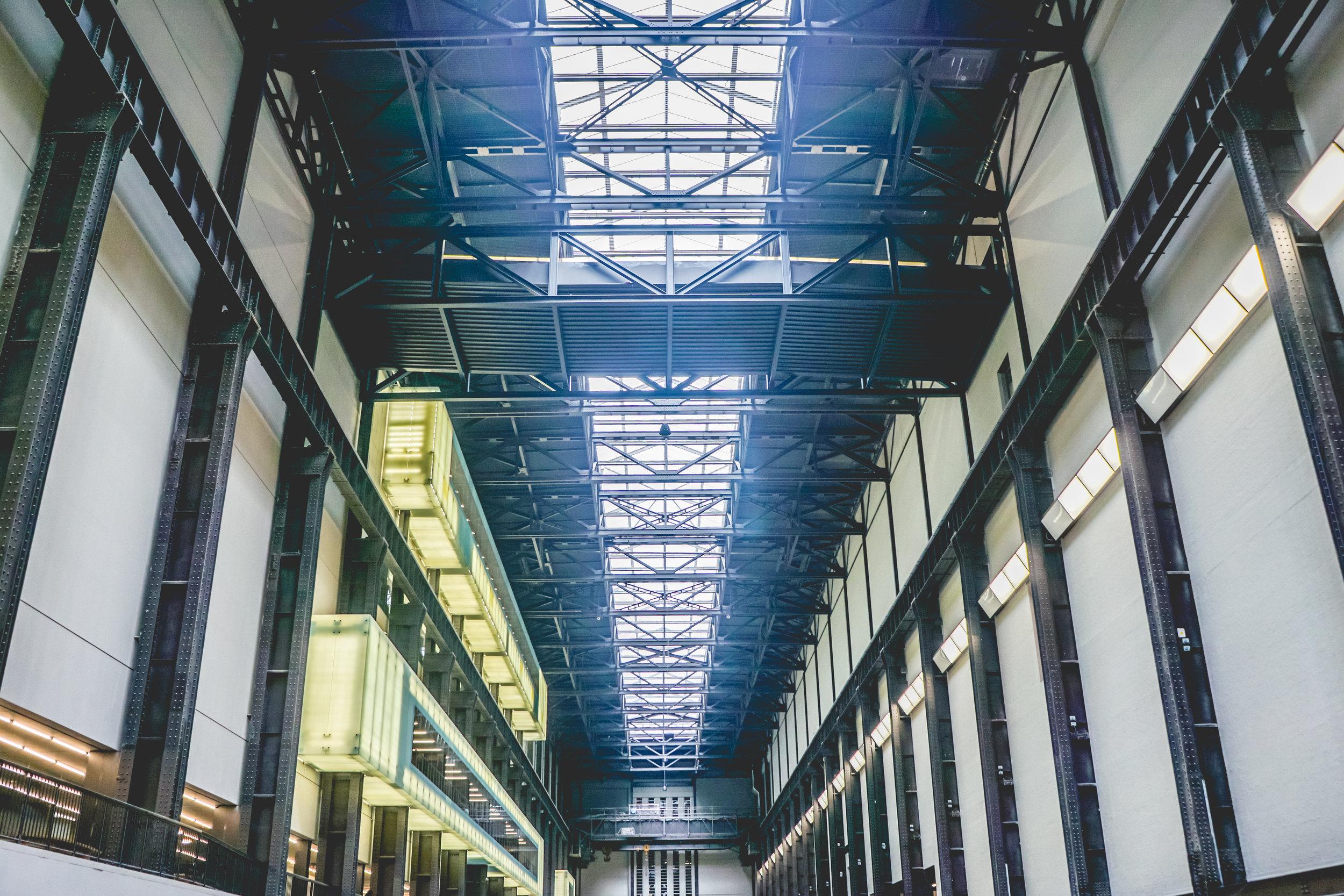 Inside the Tate