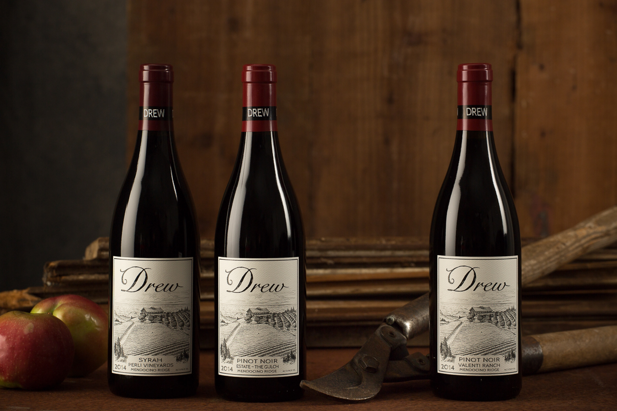 Wines from Drew Family Cellars