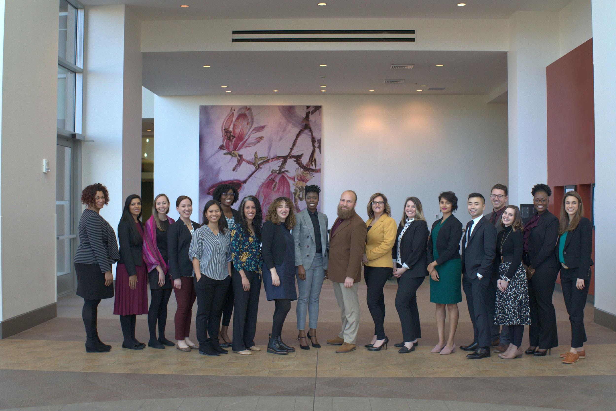 Foster America Cohort 3 Fellows