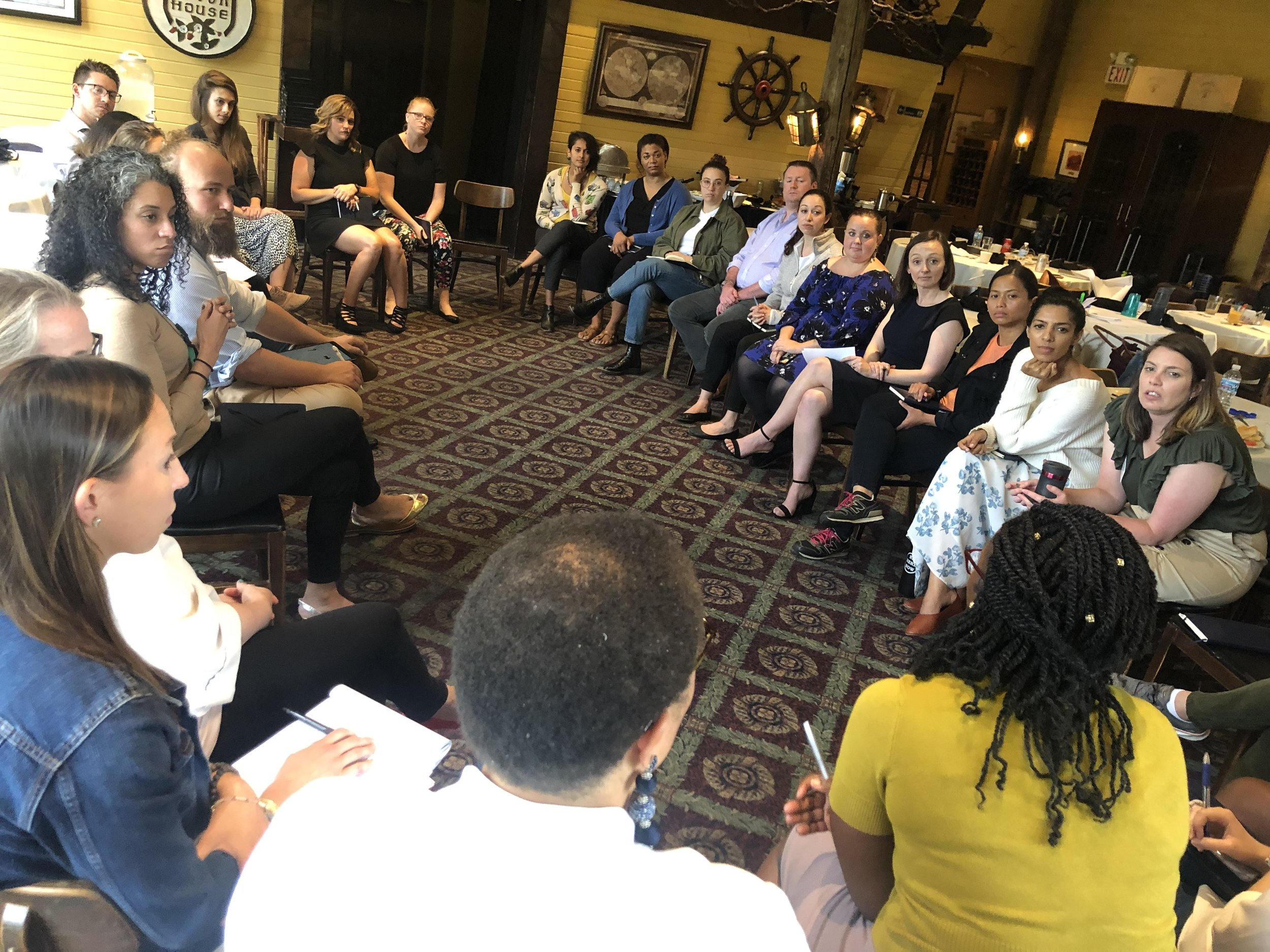 Fellows and staff reflect on the convening