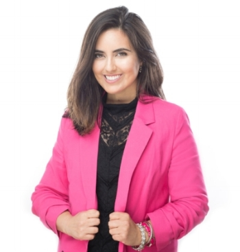 Aliyah Dastour , CEO of   Alimond Photography   and   Brand Film