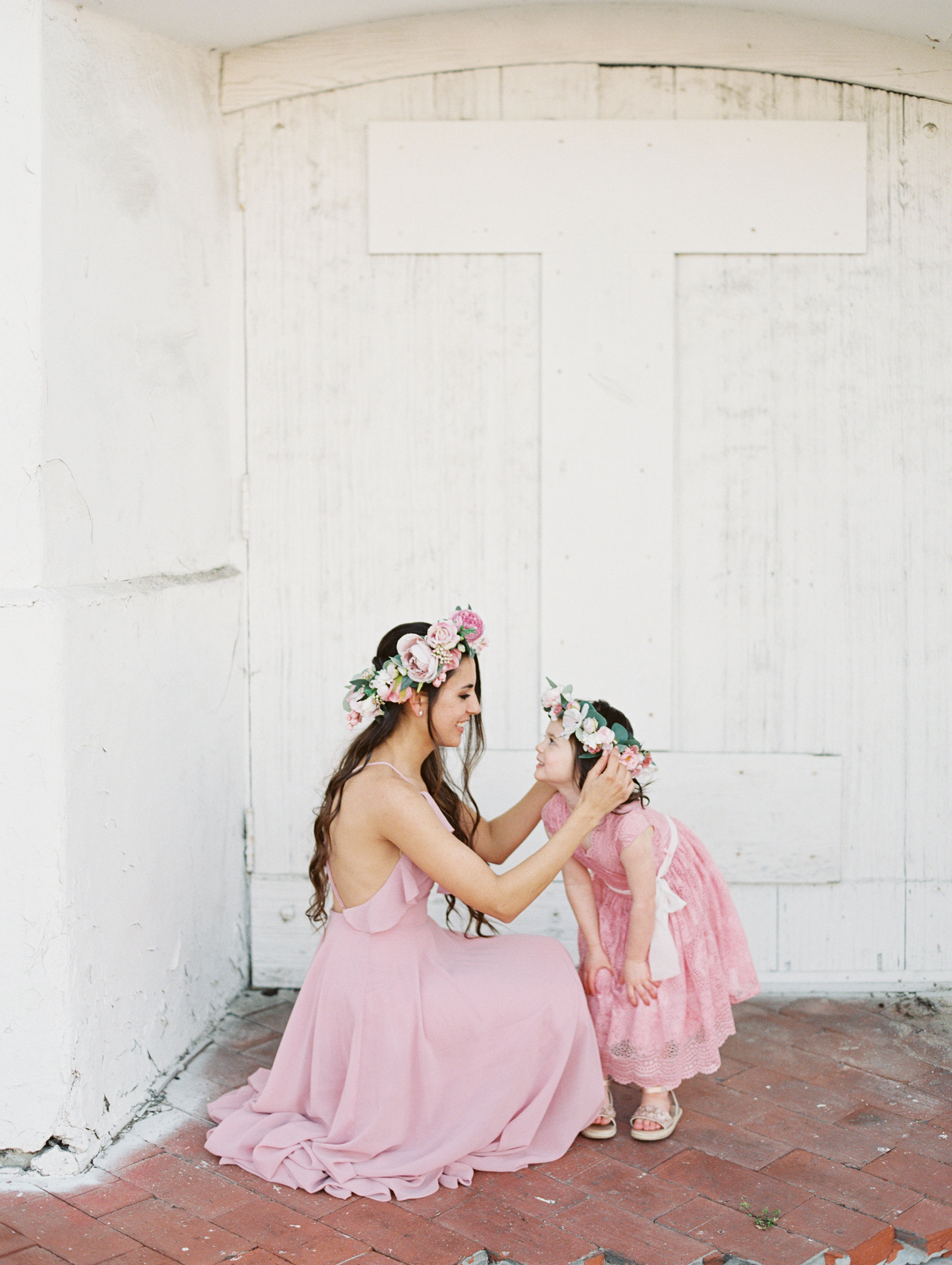 motherhood and flower crowns by Love Sparkle Pretty