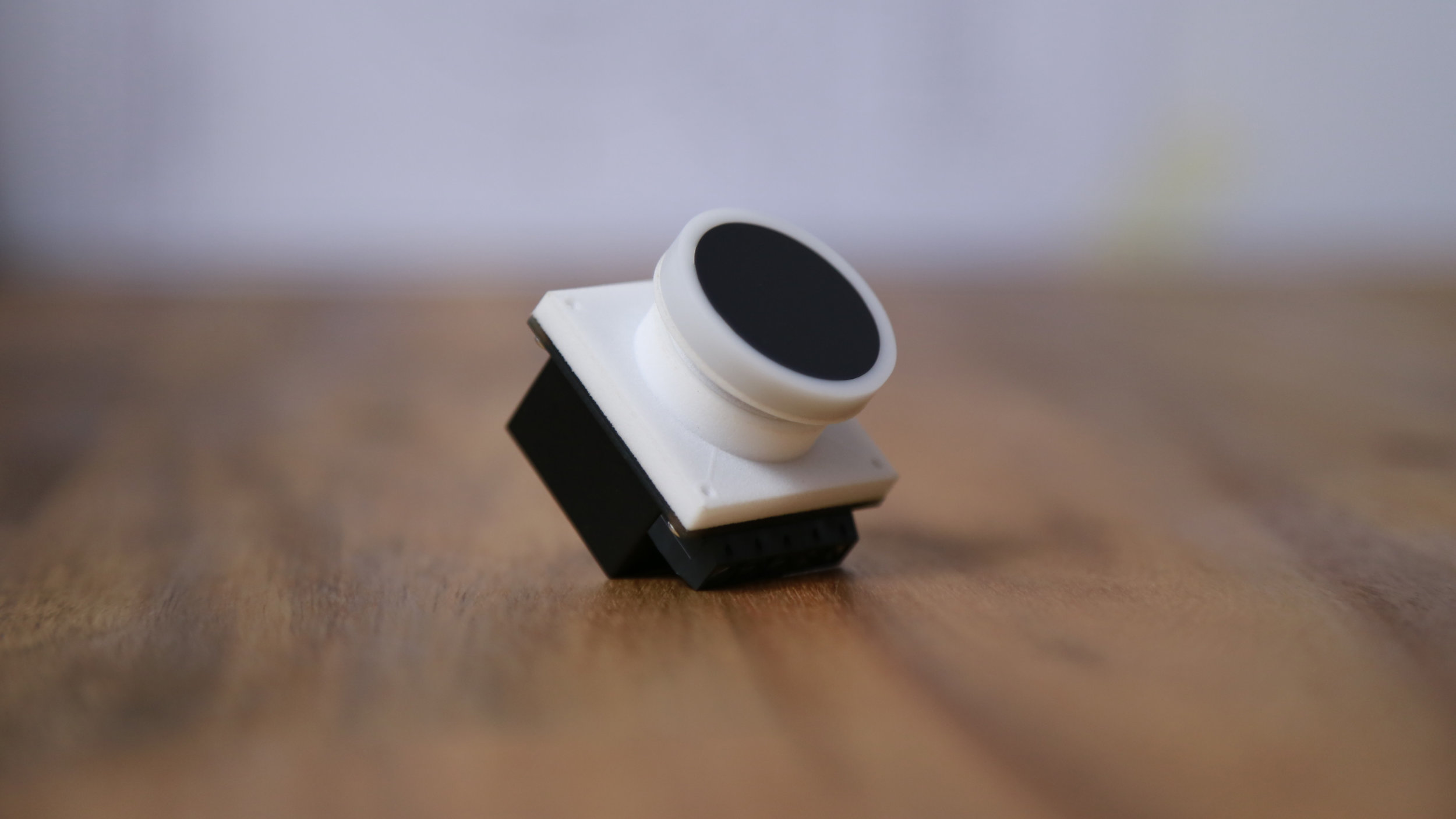flee-mo™ touchless switch prototype model