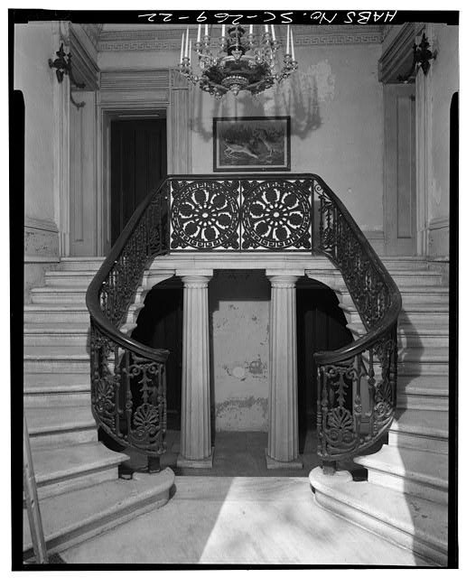 Main entrance after the renovations