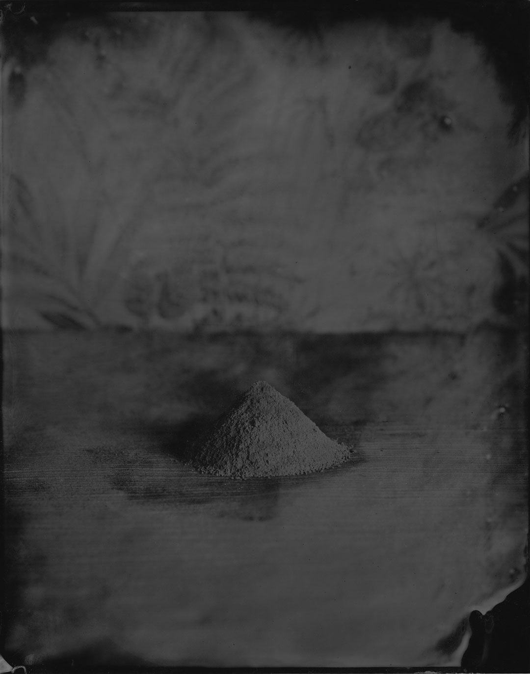 Tintype, 8x10 inch, [sold]