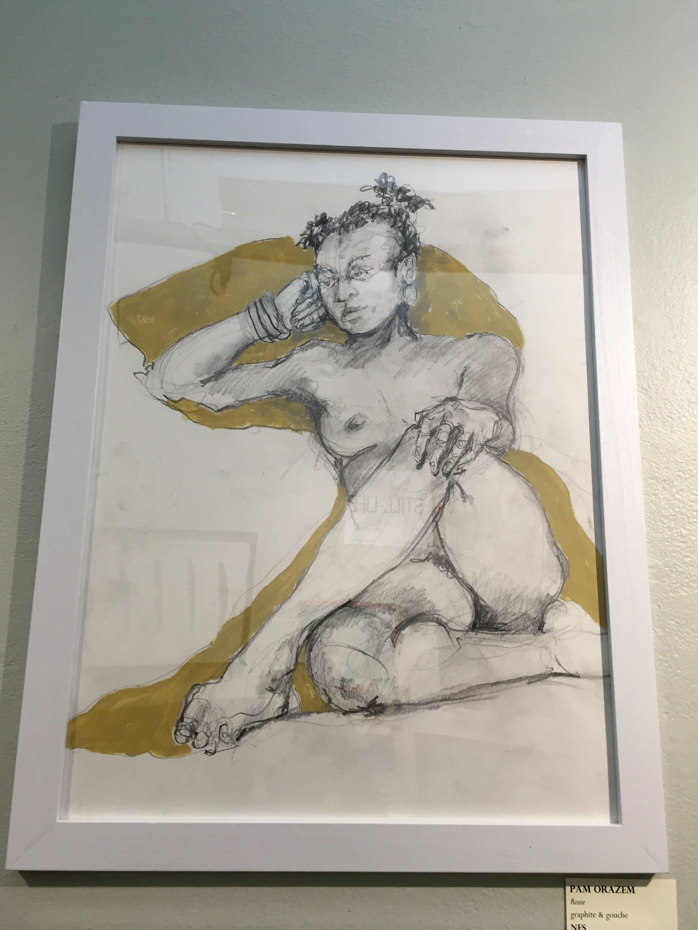 Artist: Pam Orazem