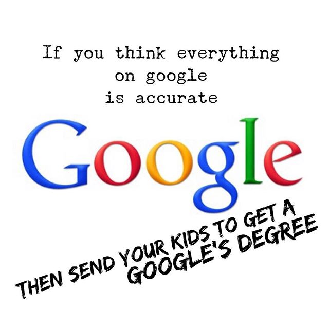 some people think they're being smart by google-ing to do research, but ended up not smart enough to filter what's accurate. don't be that guy.  pay attention to the right people. the people who WAS in your position, but HAVE what you want. #wvratpackbn