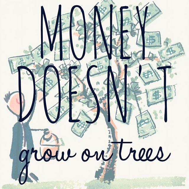 """money comes from people, in case you haven't noticed. no it doesn't come from oil either, but people buy oil. banks' interests come from people's money. invested money doesn't just grow, but someone is working hard to take money off other people so your money seems to """"grow"""". your salary comes from someone else's pockets. the earlier you understand that, the better you are.. i think this is one of the most important lessons in financial education. #wvratpackbn"""