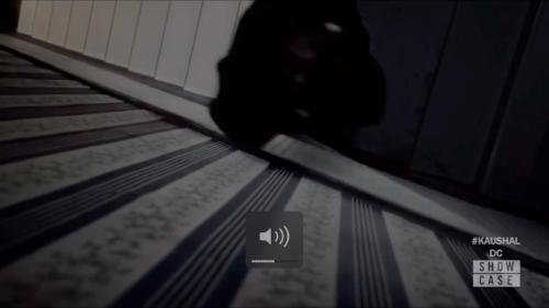 Turning up the volume (00:39)