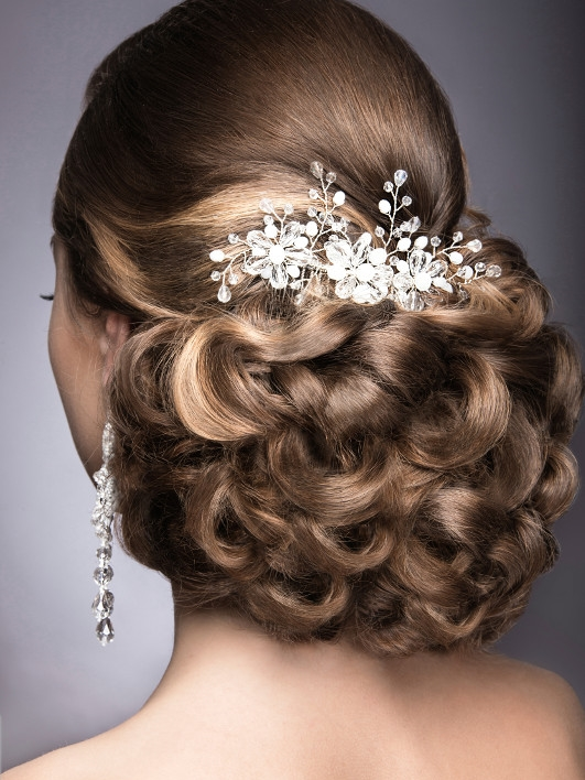 Classic hair-up example