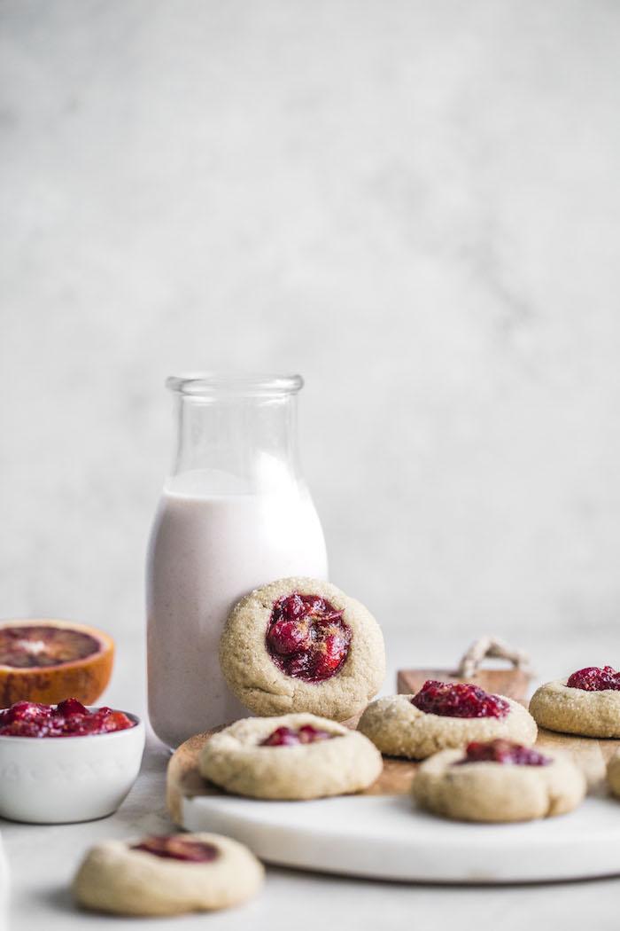 Cranberry Chai Spice Thumbprint Cookies 2 copy.jpg
