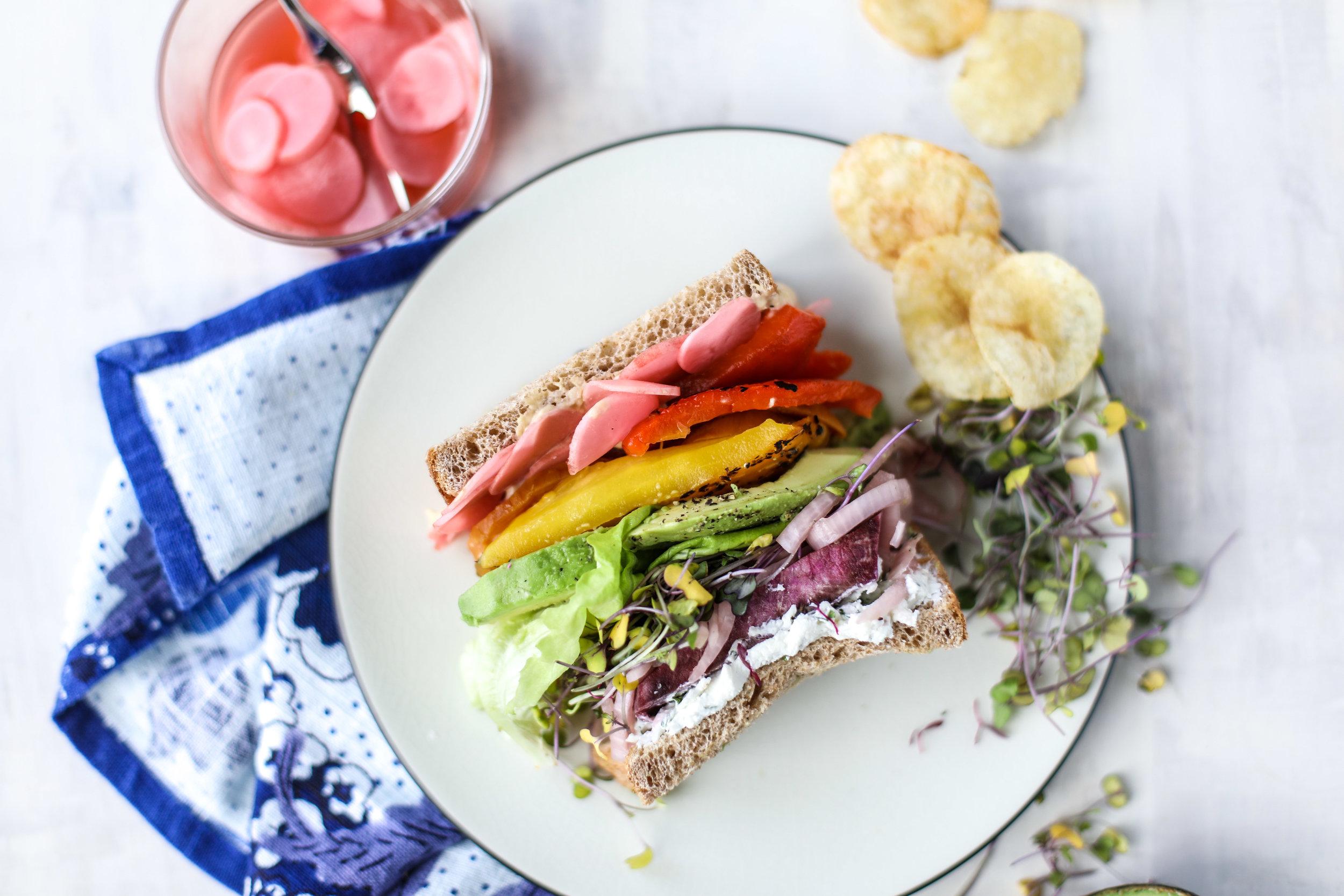Rainbow Veggie Sandwich -3.jpg