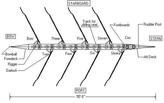 Diagram of an 8+