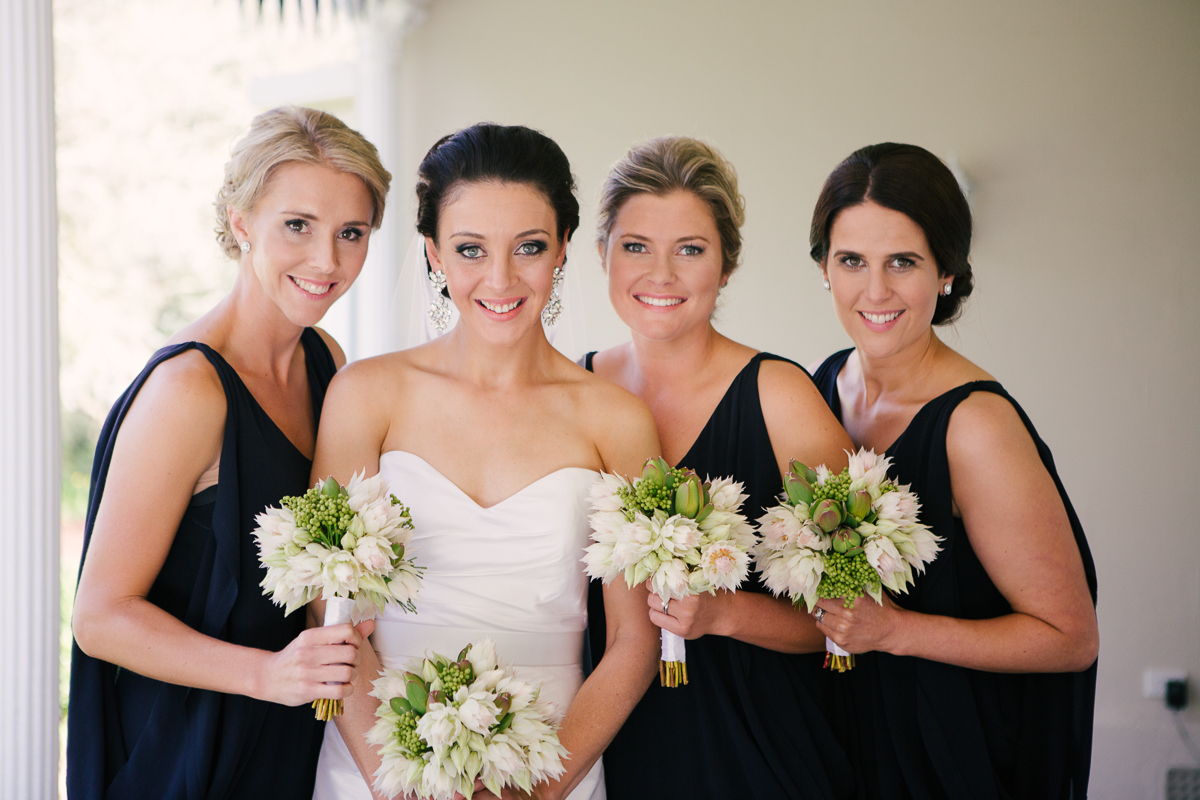 And just how stunning do the girls look?