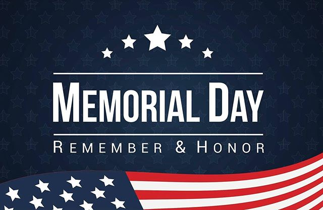 Rae's Taekwondo is CLOSED on Monday, May 27th in observance of Memorial Day  Regular classes will resume on Tuesday, May 28th. For information regarding make-up classes, please call or stop by the office. Have a safe and happy holiday! -RAES