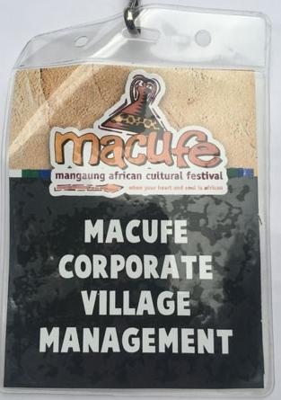 Macufe Corporate Village