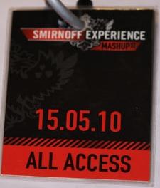 Smirnoff Experience