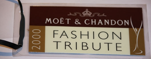The Moet and Chandon Fashion Tribute