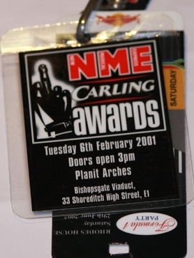 NME Carling Awards