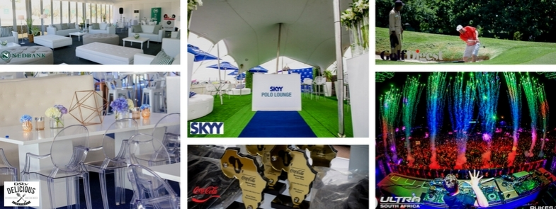 From Motoring to Car Expo's, Horse Racing to International Polo, to Food, Music, Brand and Lifestyle events, Uber Exposure's Hospitality offerings deliver on point at each and every event.    You name it, we can deliver it and have been doing so for a great number of years.   Event hospitality is a luxury, yet comes with so many benefits for clients and guests. By redefining the concept of hospitality, you are welcomed into an environment that turns work into pleasure and creates a platform for personal connections only entertainment and lifestyle experiences can.   Some events we are involved with creating and selling packages to:  Ultra Music Festival - VVIP Lounge Durban July and Sun Met Pegasus Lounges DStv Delicious Festival - The Decadance Lounge Momentum Cricket Sixes VIP Lounge BMW Polo Pavilion Macufe Corporate Village BMW Motorrad Days AFREEFEST Hospitality Lounges Numerous cricket, rugby and soccer sporting events across the country.   Name your event and wish list, or perhaps let us create one for you. Every last detail will be covered to ensure it is more than memorable.   We JV with event producers and partners, supplying our in-house production and sales teams' services for their needs so they can focus on their event at hand.   As hospitality experts, we know what it takes to deliver the best brand partners, clients and invited guests to any occasion.