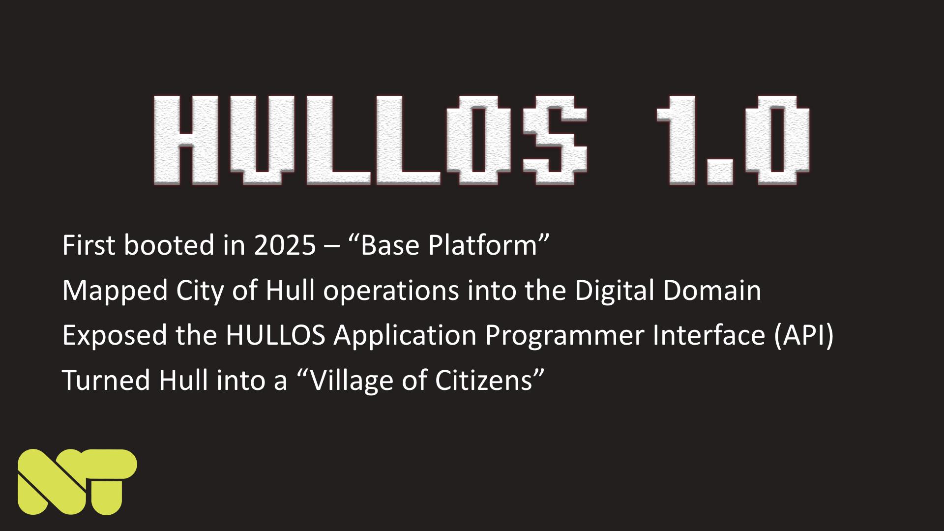 Hull OS1.0